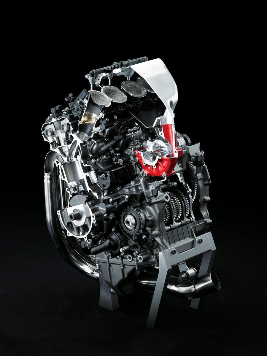 Kawasaki Ninja H2 Carbon 2018 Kawasaki M3 Parts